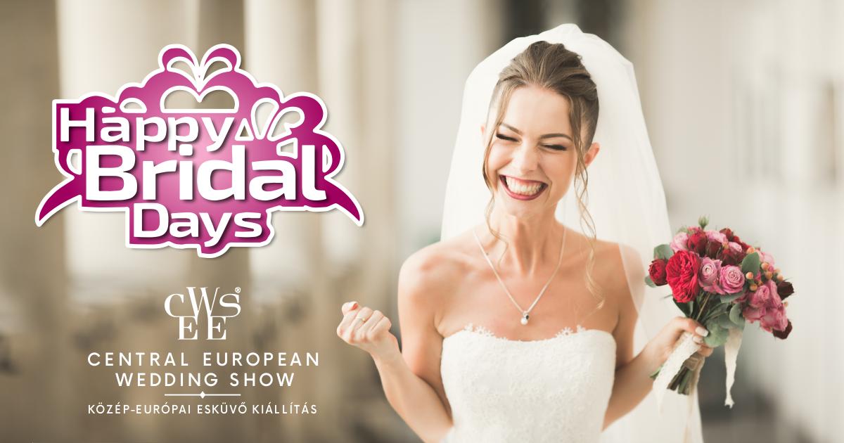 Happy Bridal Days - CEWES 3dd22bab4f